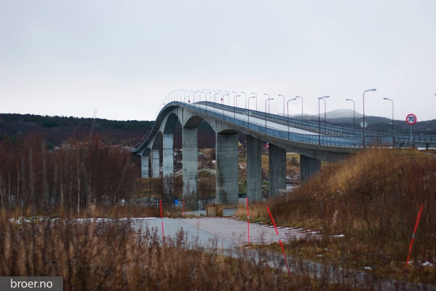 picture of Saltstraumen Bridge