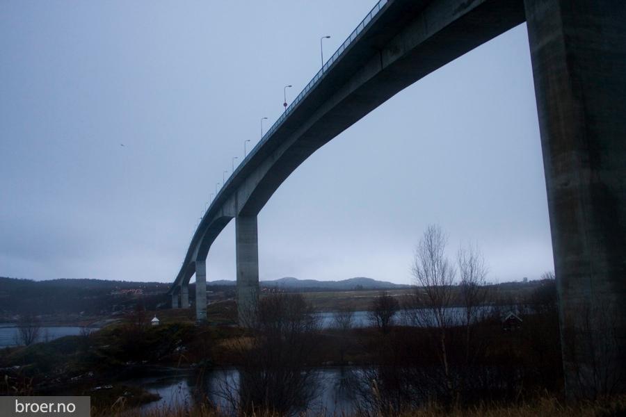 bilde av Saltstraumen bru