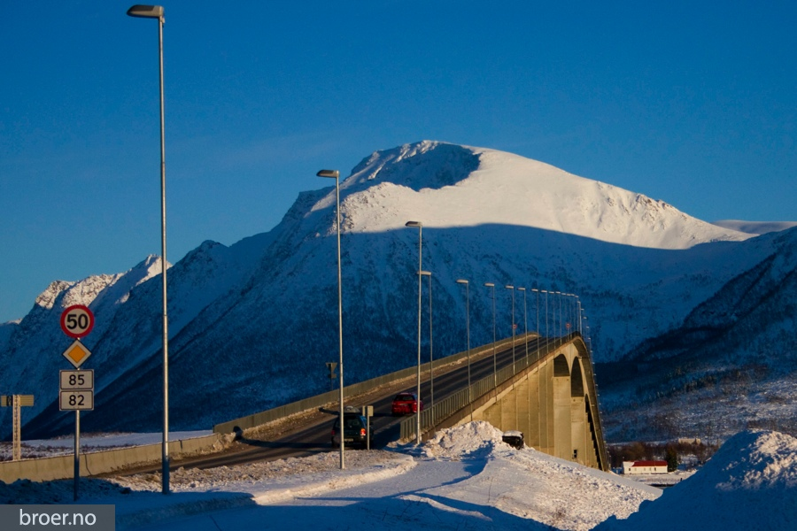 picture of Sortland Bridge