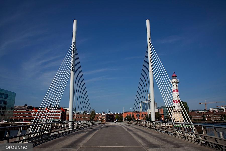 bilde av Universitetsbroen