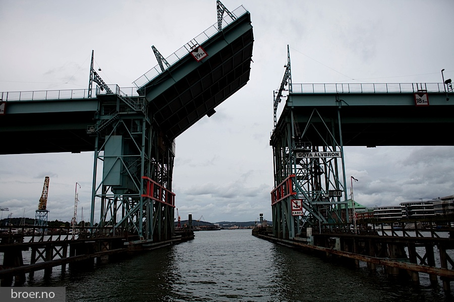 picture of Göta river bridge
