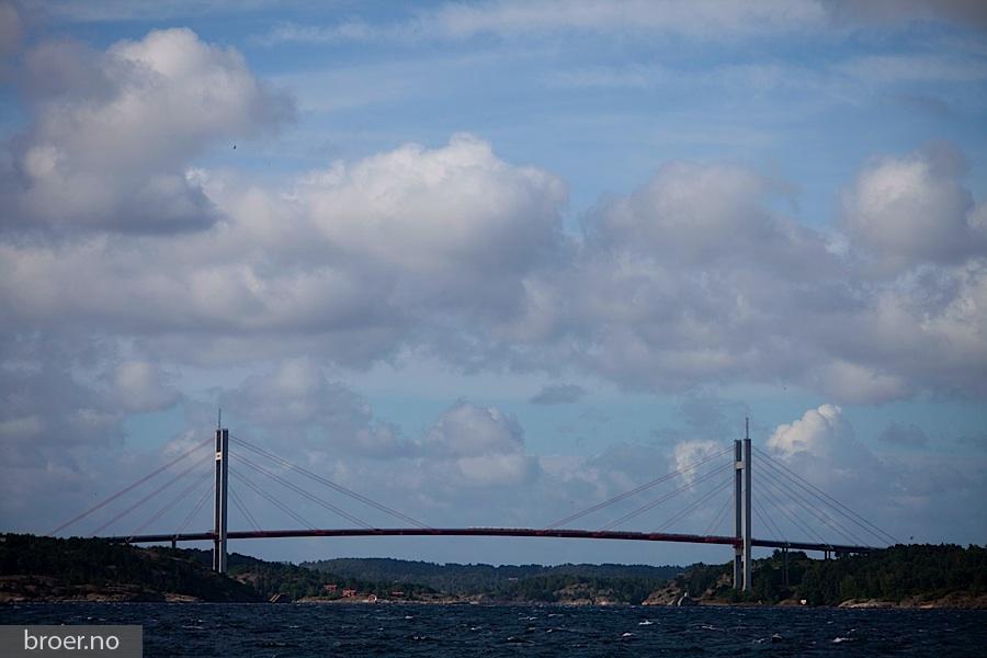 picture of Tjörn bridge