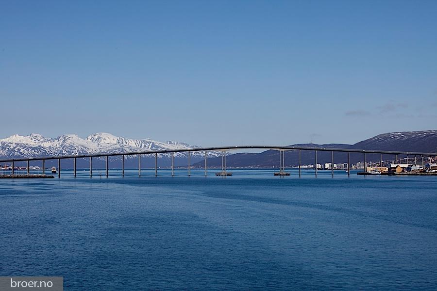 picture of Tromsø Bridge