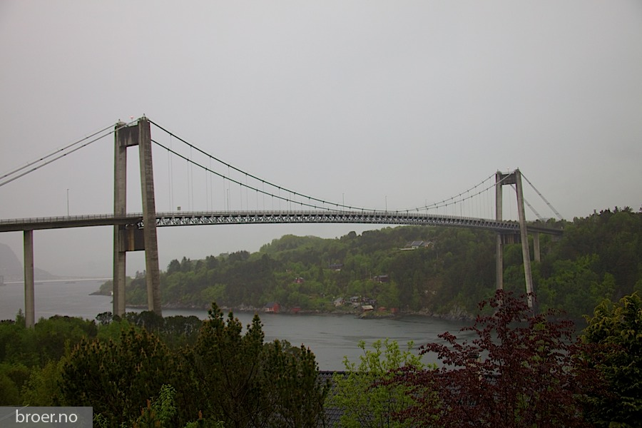 picture of Hagelsund Bridge