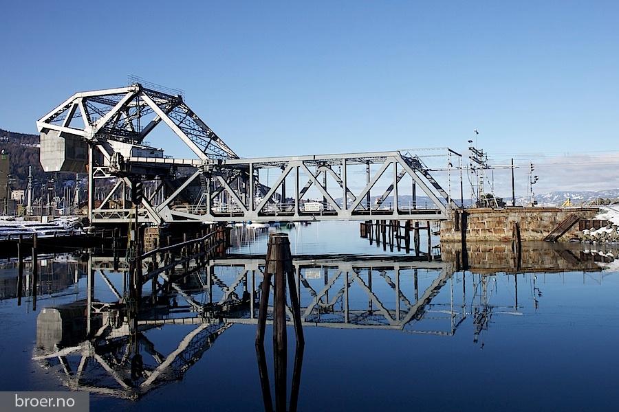 bilde av Skansen jernbanebro