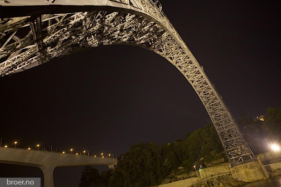 picture of Maria Pia bridge