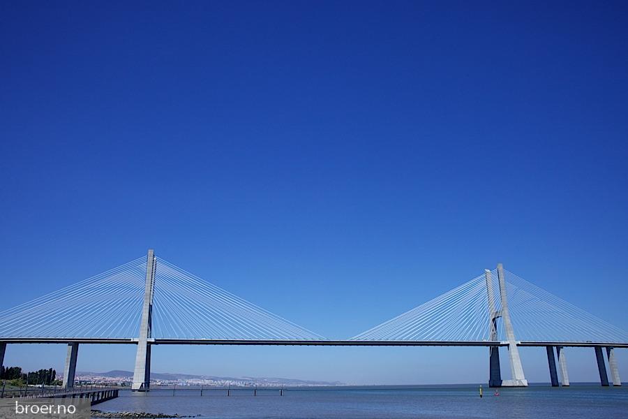 bilde av Vasco da Gama Broen