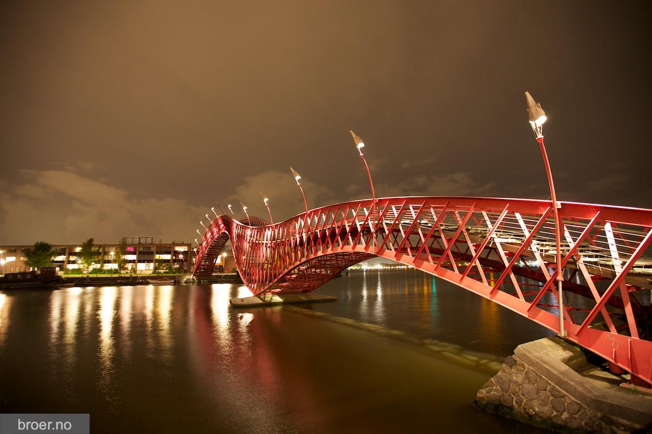 bilde av Python Bridge