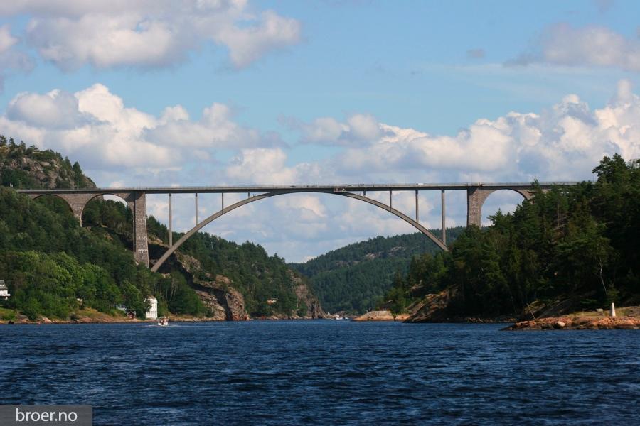 picture of Old Svinesund Bridge