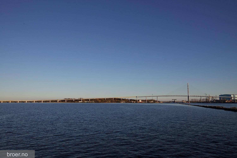 picture of Rügen bridge