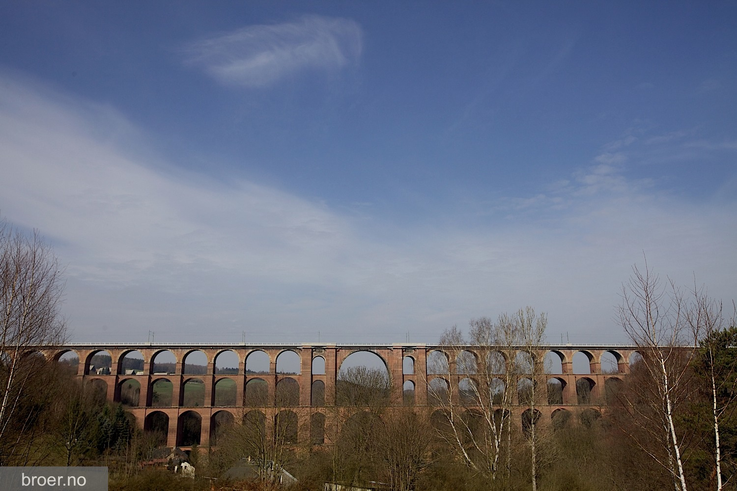 picture of Göltzsch Viaduct