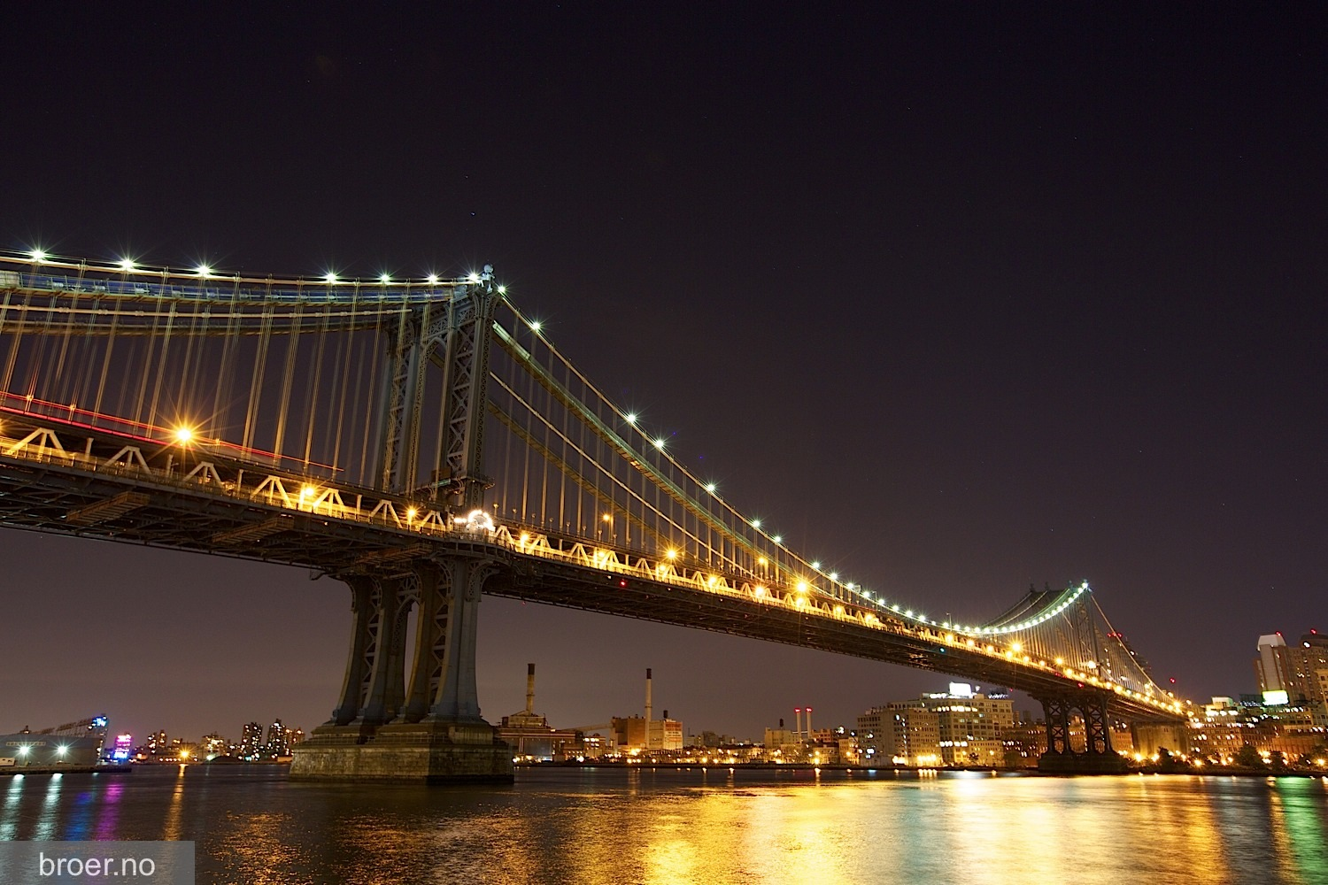 bilde av Manhattan Bridge