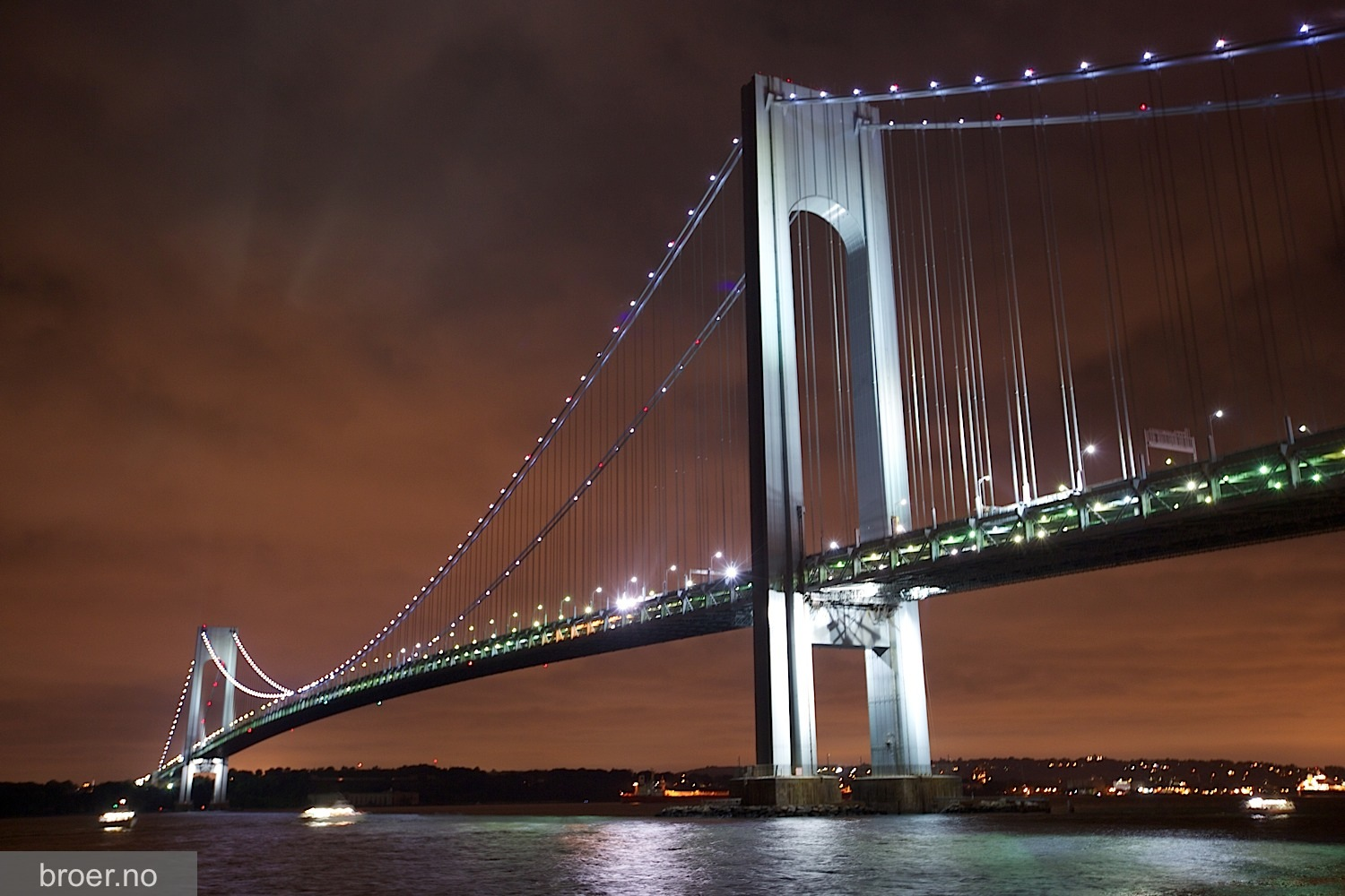 bilde av Verrazano-Narrows Bridge