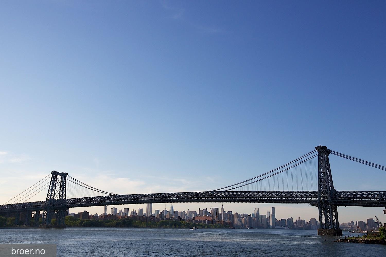 picture of Williamsburg Bridge