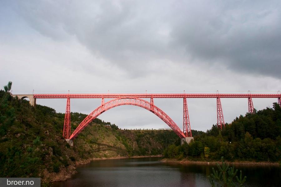 bilde av Garabit Viadukt