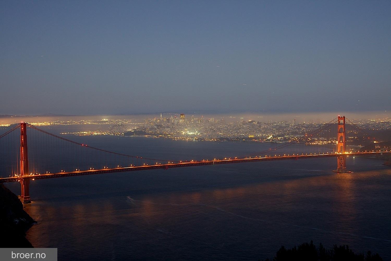 bilde av Golden Gate Bridge