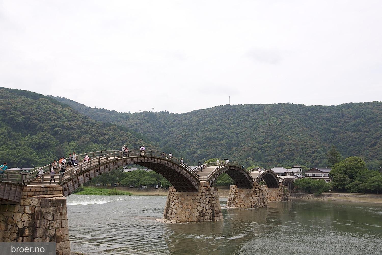 picture of Kintai Bridge