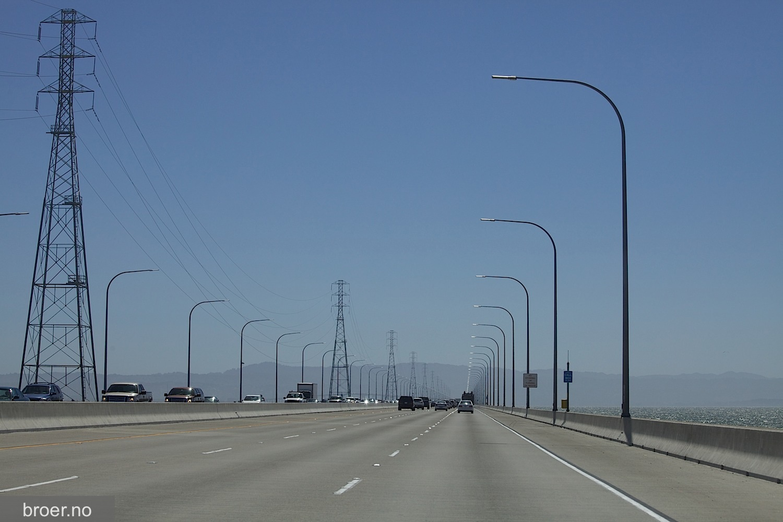 picture of San Mateo Bridge