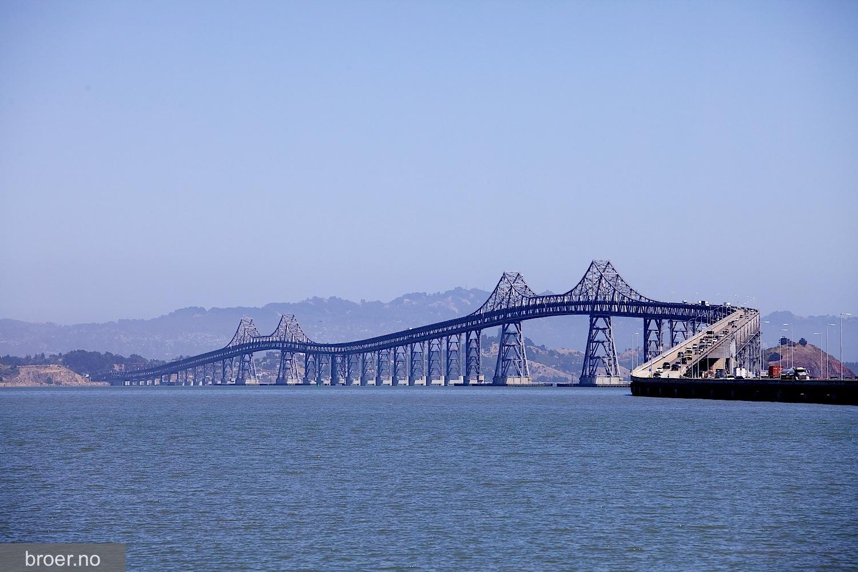 bilde av Richmond – San Rafael Broen