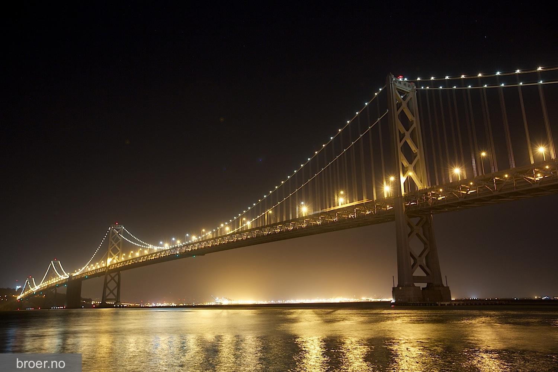 bilde av San Francisco – Oakland Bay Bridge