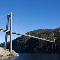 Fedafjord Bridge