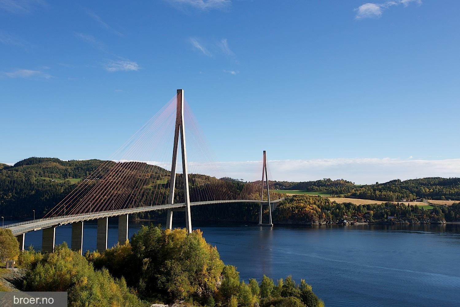 picture of Skarnsund Bridge