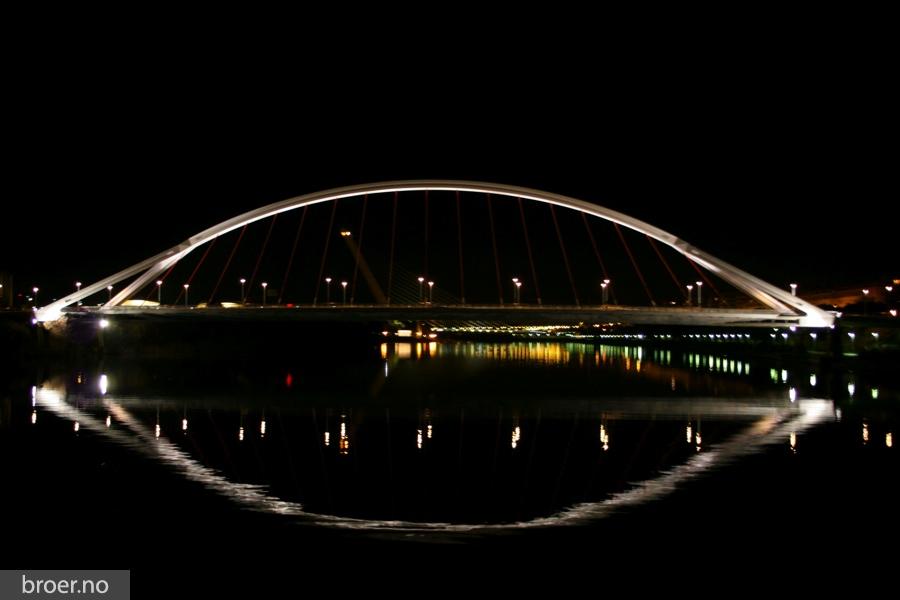 bilde av La Barqueta Broen