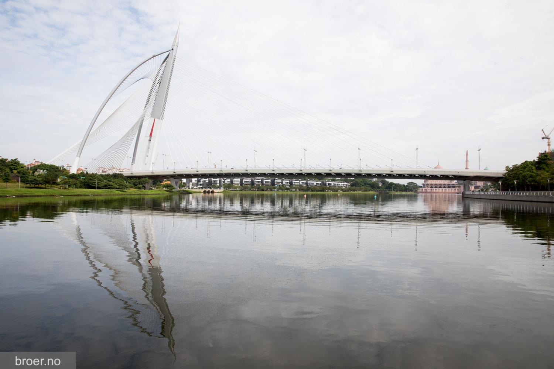 bilde av Seri Wawasan Bridge