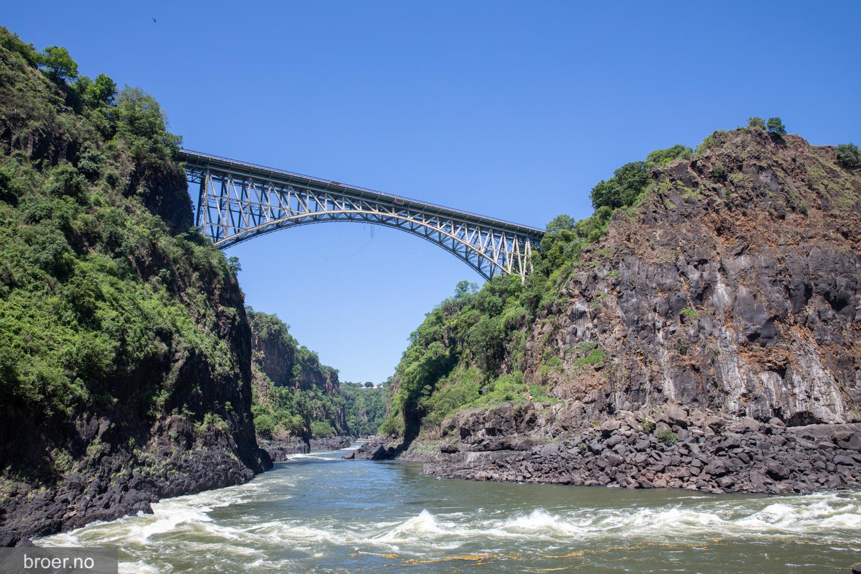 picture of Victoria Falls Bridge