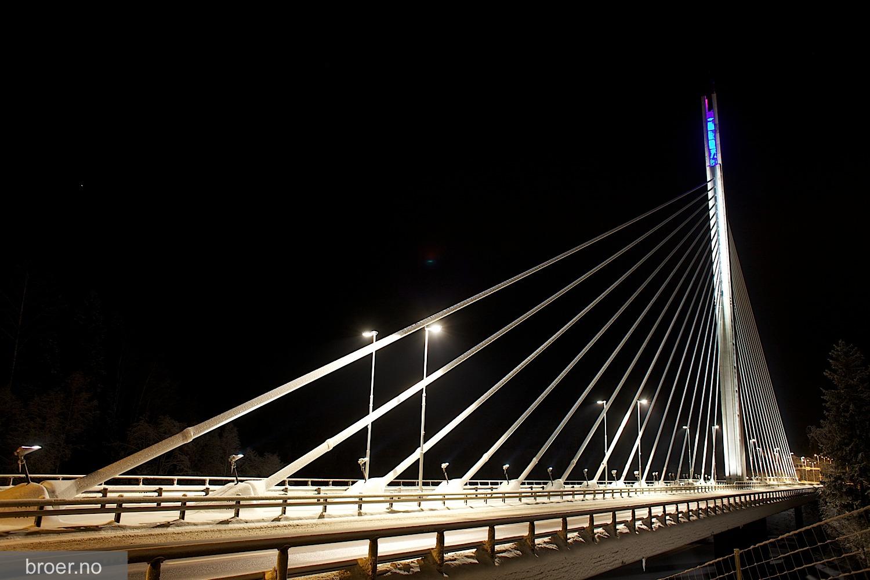 picture of Smaalenene bridge